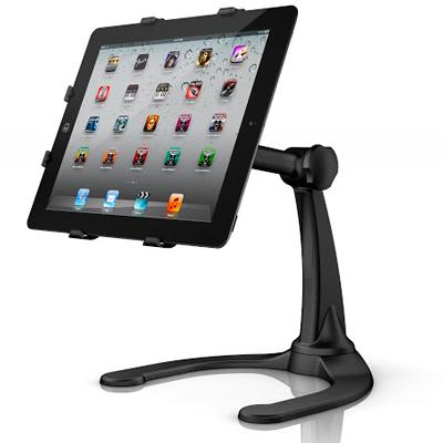iKlip Stand di IK Multimedia, supporto a leggio per iPad
