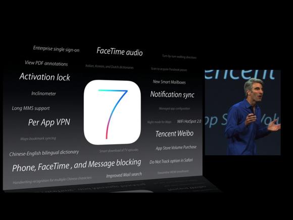 iOS 7 in azienda, le 5 funzioni per chi usa iPhone per lavoro