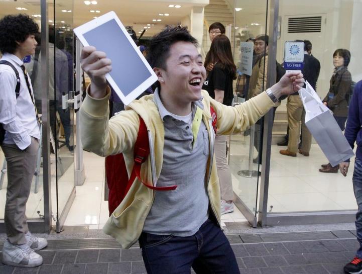 iPad in Corea, Apple batte Samsung e LG