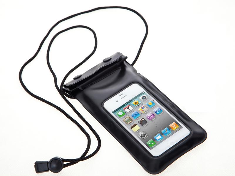 Custodia waterproof per iPhone e Galaxy: solo 14 euro