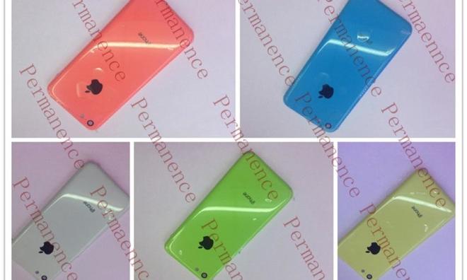 iPhone lite, nuove immagini; Foxconn comincia a produrre gli iPhone 5S