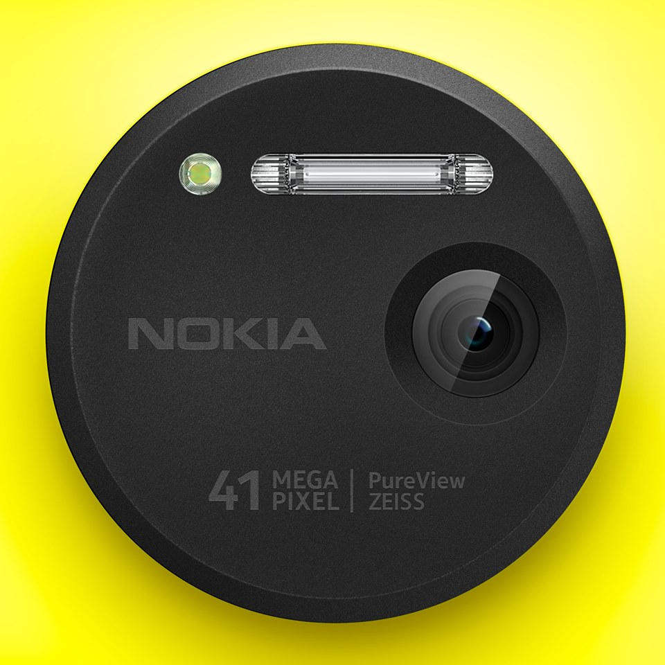 Lumia 1020, ecco il super cameraphone di Nokia con Windows Phone 8