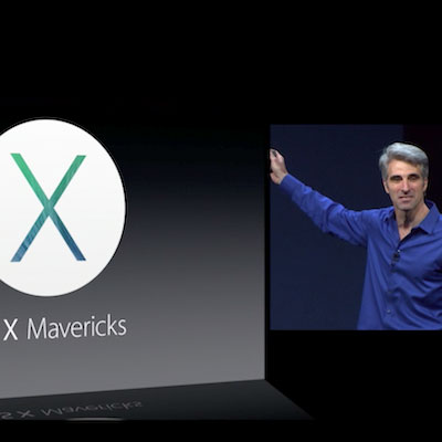 AFP in secondo piano, ma non morirà con OS X 10.9 Mavericks
