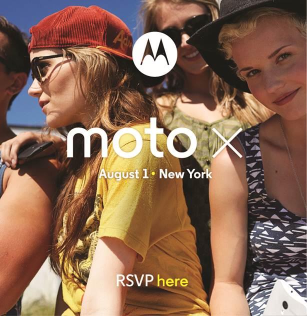 Moto X, evento per il 1 Agosto, ecco le caratteristiche conosciute ad oggi