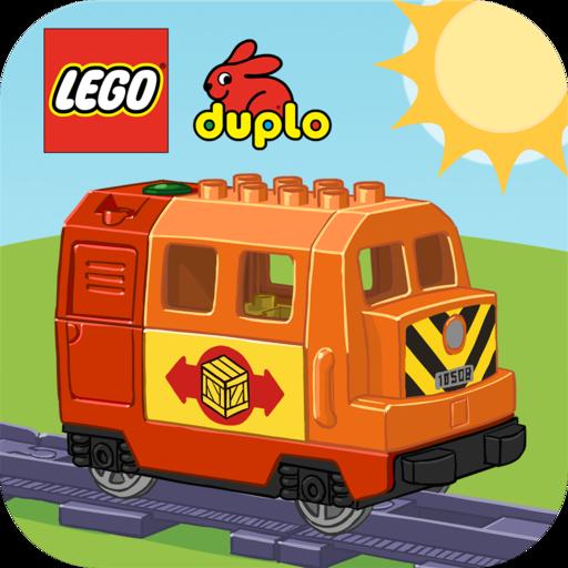 Lego Duplo Train: mattoncini virtuali in una nuova app per bambini