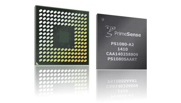 Primesense obbiettivo di Apple, produce i chip di Kinect