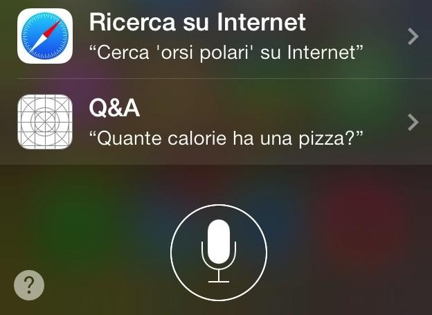 iOS 7 beta 4: Siri ora risponde a domande specifiche