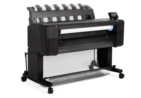 HP designejet T920