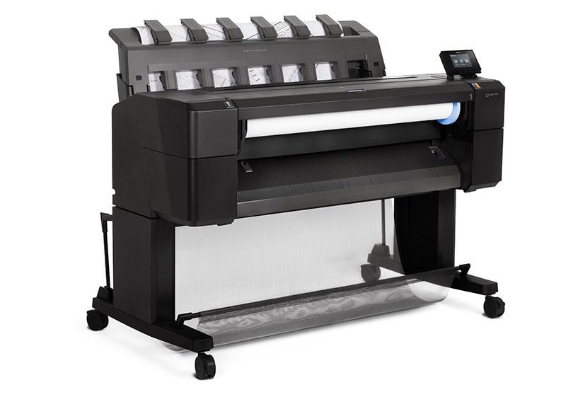 HP Designjet T920 e T1500, nuove stampanti per grandi formati