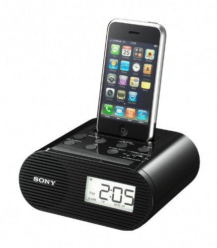 Sony ICF-C05IPB, radiosveglia dock per iPod e iPhone a solo 40 euro