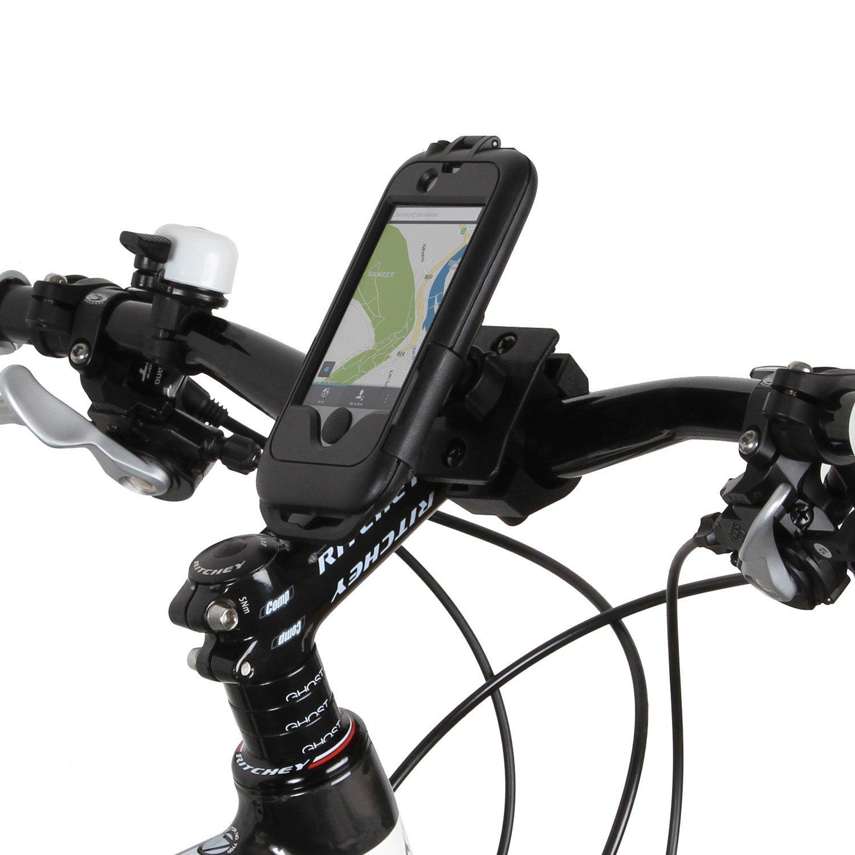 Supporto iPhone per bicicletta, due modelli su Amazon