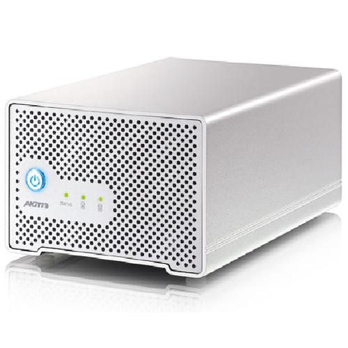 Akitio Neutrino Thunder Duo offre prestazioni Thunderbolt in formato portatile
