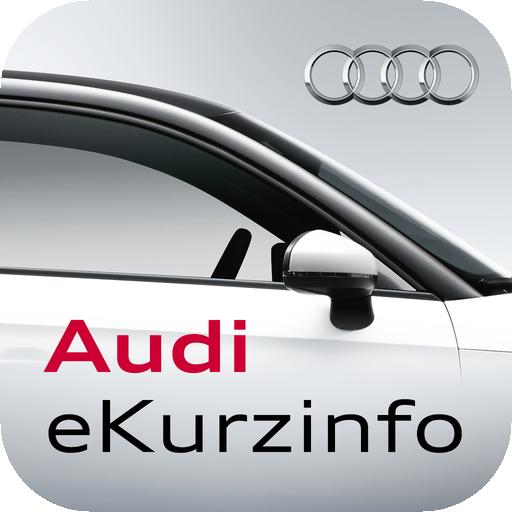 Audi app eKurzinfo icon 500