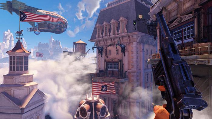 BioShock Infinite per Mac