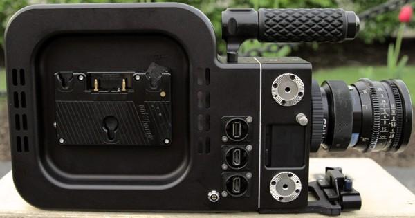 Black Betty videocamera 2K con Mac Mini integrato