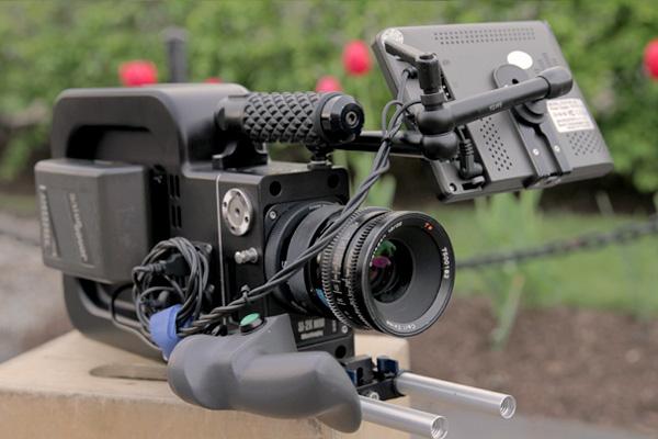 Black Betty, la videocamera 2K con Mac Mini integrato