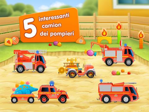 Camion dei pompieri 911