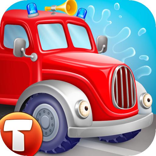 Camion dei pompieri 911: su iPad l'app per tutti i bambini che sognano di diventare pompieri