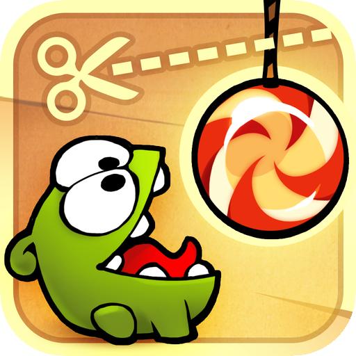 Cut The Rope gratis il pluripremiato gioco sulla fisica per iPhone e iPad