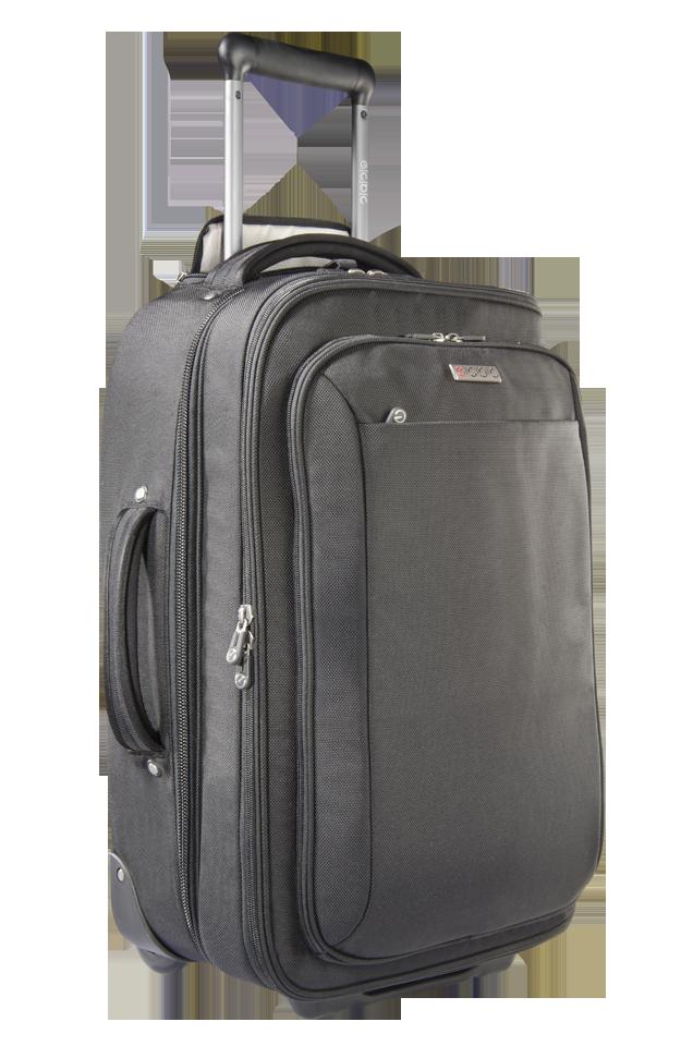 ECBC presenta nuove valige e trolley