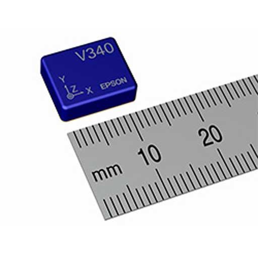 Da Epson il sensore inerziale più piccolo per smartphone e tablet