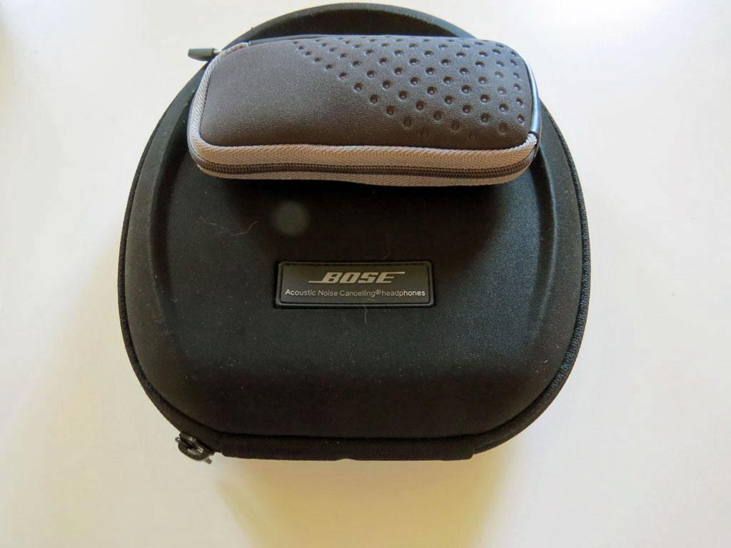 Recensione Bose QC20