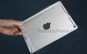 iPad 5, le prime immagini di qualità del dorso in alluminio