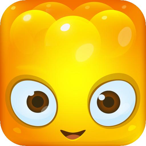 Jelly Splash: crea linee di caramelle gommose nel gioco in stile Candy Crush Saga