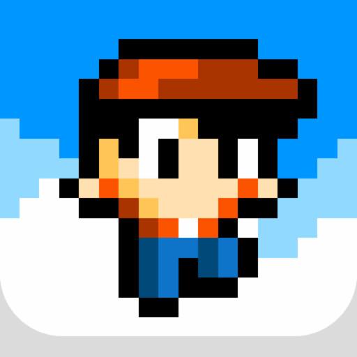 Kid Trip, un incalzante platform arcade per iPhone e iPad