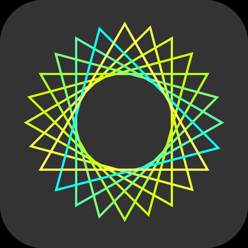 LetterGlow: immagini, testi e decorazioni su iOS