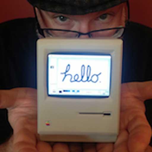Mini Mac, il Mac classic più piccolo al mondo