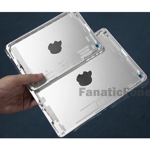 Nuovo iPad mini 2: le foto dello chassis in Rete anticipano novità in arrivo per il logo Apple?
