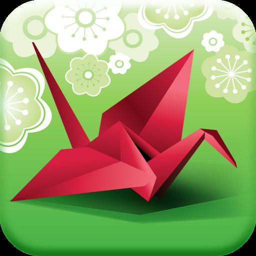Origami Fun un'app per trasformare la carta in opere d'arte