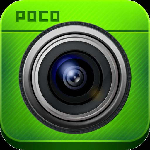 POCO Camera per iOS, applicazione fotografica per collage e video GIF