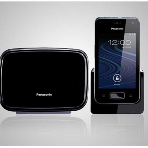 Panasonic KX-PRX110, il cordless con Android