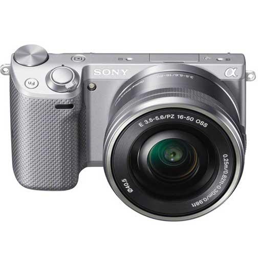 Sony NEX-5T, fotocamera tascabile con Wi-Fi, NFC e ottiche intercambiabili