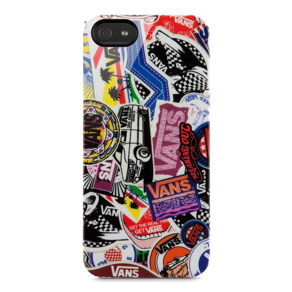 SHINE INSIDE ME: VANS COVER FOR IPHONE 5