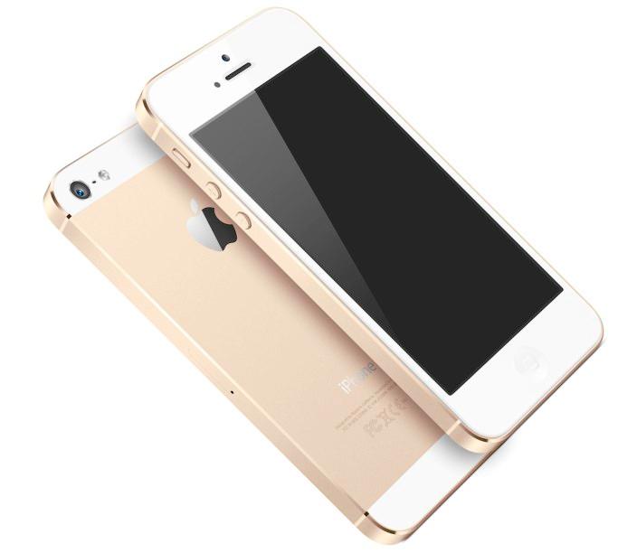 iphone 5s color oro