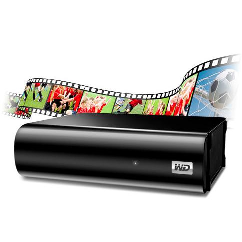 WD My Book AV-TV, il disco speciale per TV Smart