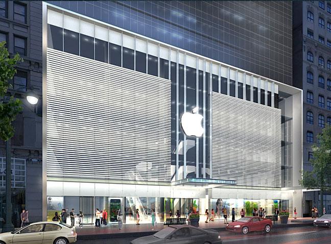 Bilancio Apple Italia apple store