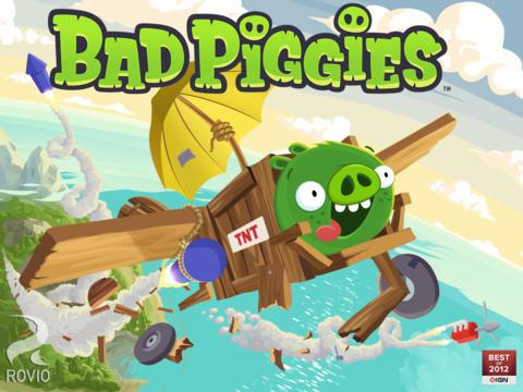 Bad Piggies gratis