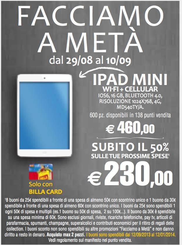 Billa iPad mini