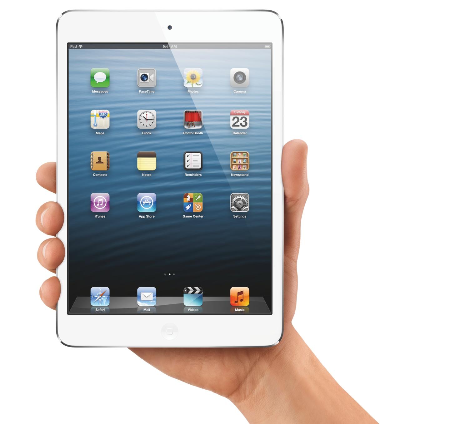 iPad mini retina, secondo il WSJ arriverà in autunno