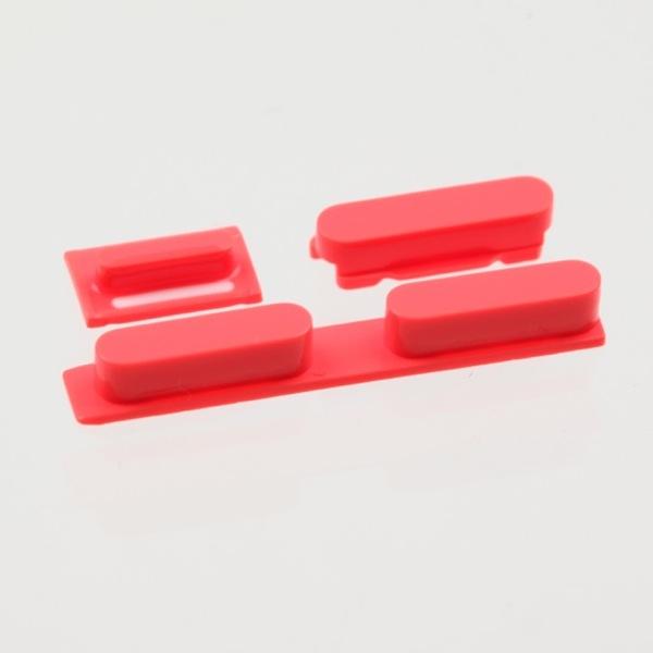 iPhone 5C: le foto dei pulsanti del volume rivelano 4 colori in arrivo