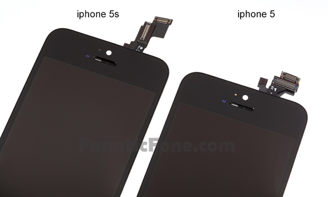 iPhone 5S frontale