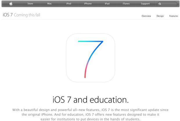 account iTunes per studenti sotto i 13 anni