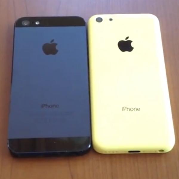 iPhone 5C: la versione gialla mostrata in un video HD, nuove ipotesi sul prezzo