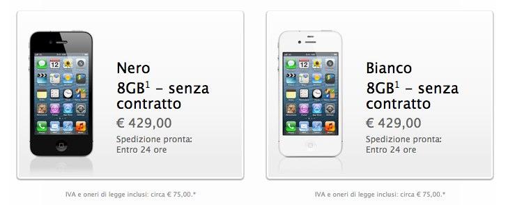 iPhone 5S e iPhone 5C in Cina dal 28 novembre?