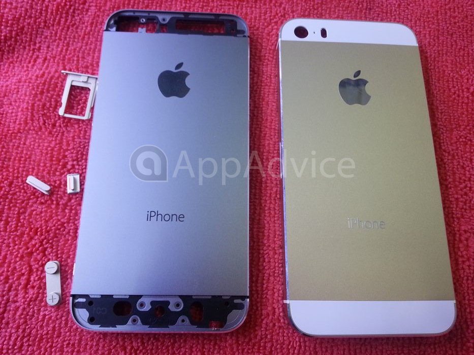 iphone 5s color champagne
