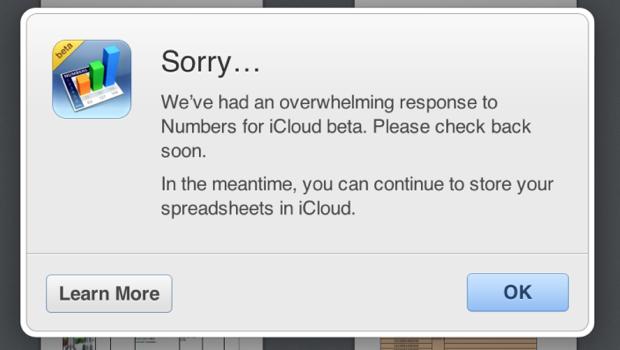 iWork su iCloud